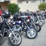 Moto raduno Mototagliatella Predappio