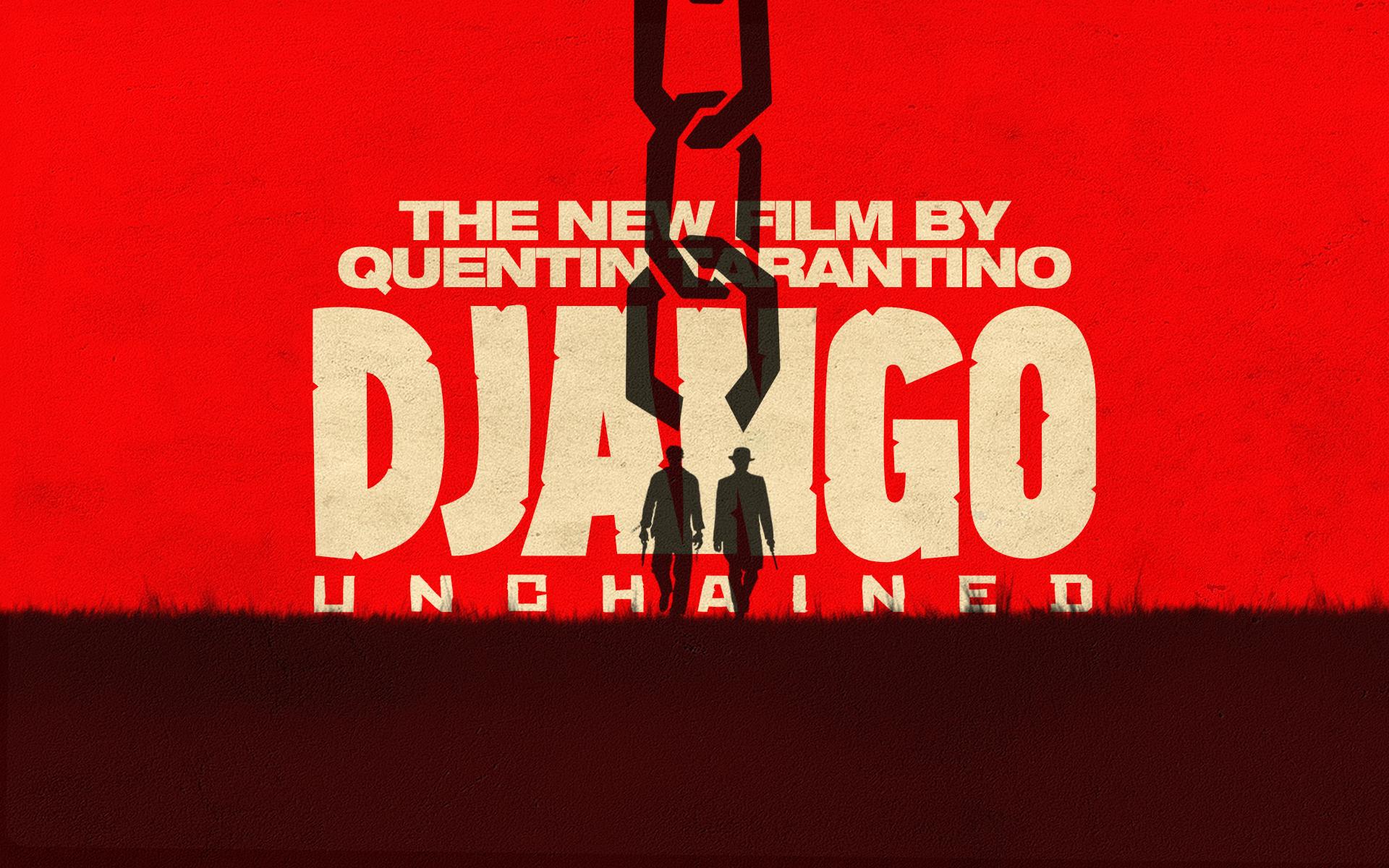 Django Unchained locandina