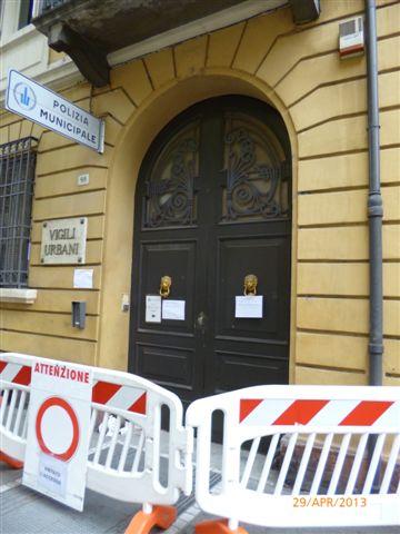 polizia municipale forlì vecchia sede