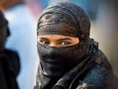 saud burqa niqab