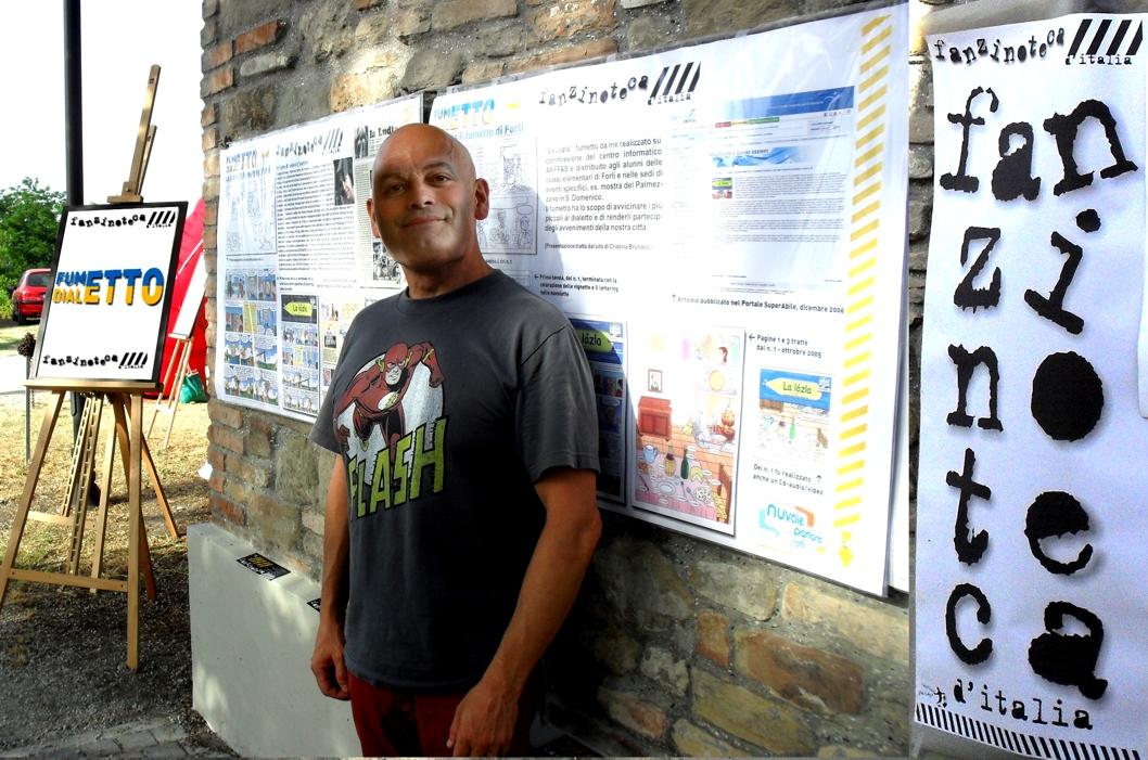 Dialetto/Fumetto fanzinotecario Umiliacchi edizione 2012