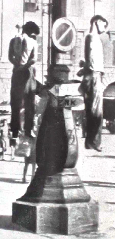 corbari impiccagione partigiani