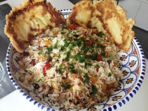 riso tunisino