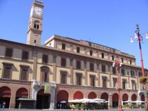 Palazzo Comunale piazza Saffi