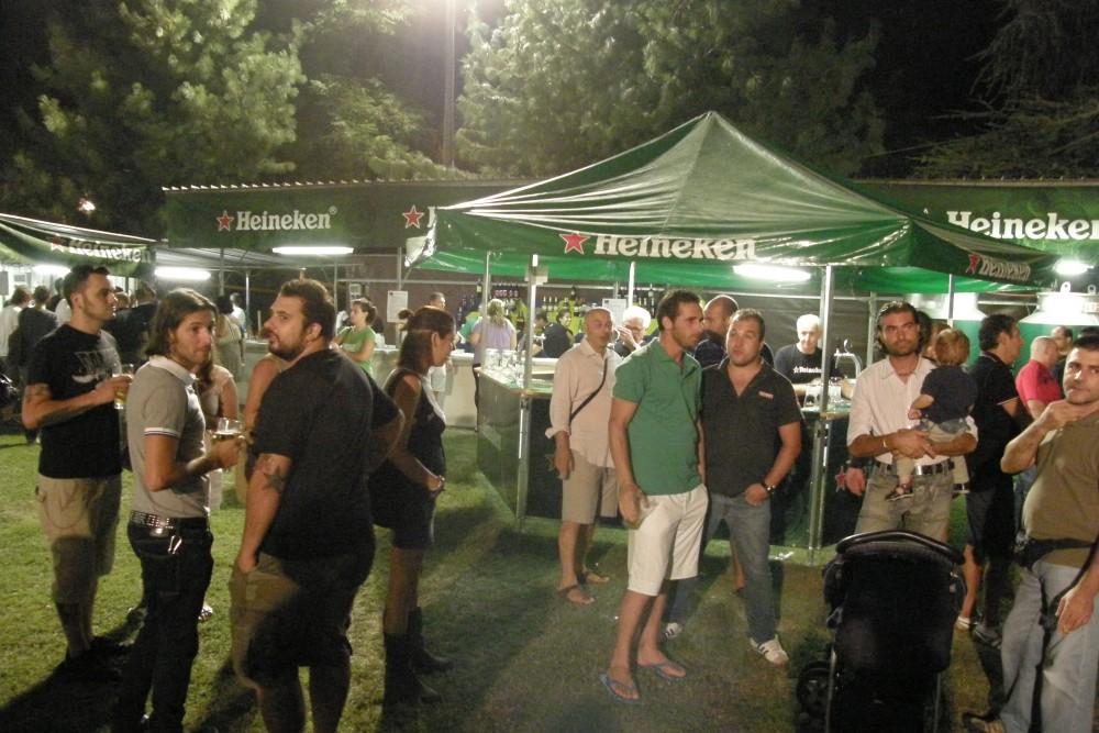 Festa Fiera Birra stand