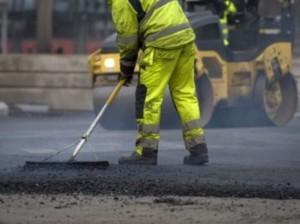 buche asfalto lavori