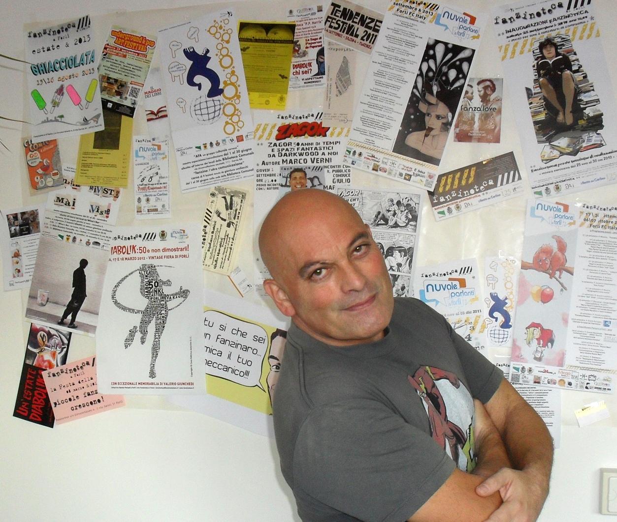 Fanzinoteca d'Italia Gianluca Umiliacchi