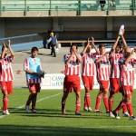 Esultanza Forlì calcio