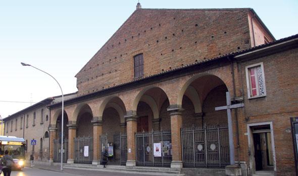 Chiesa Santa maria del Fiore Forlì