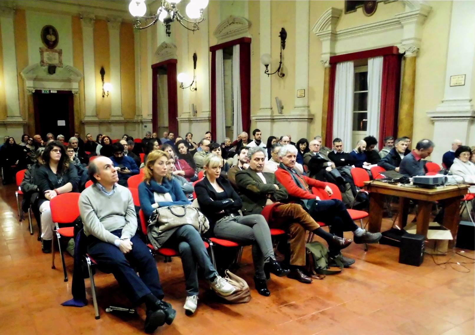salone comunale Forlì