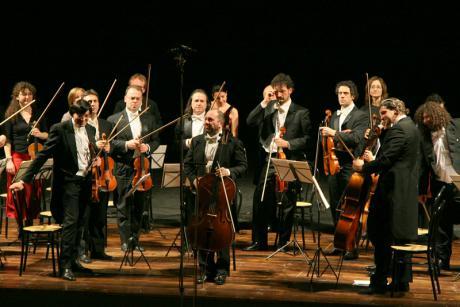 Concerto orchestra