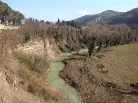 fiume montone dovadola