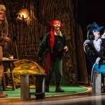 il bosco teatro