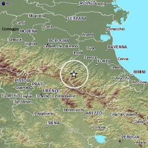 terremoto Forlì