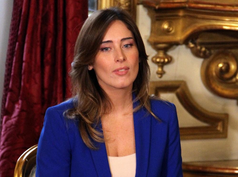 Maria Elena Boschi a Forlì