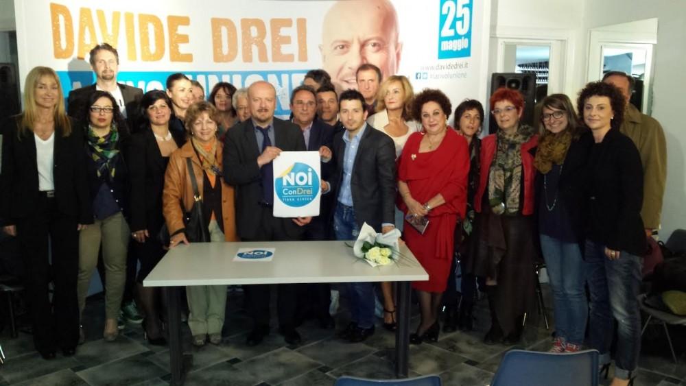 Lista Noi con Drei Forlì