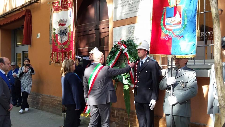 Anniversario Omicidio Ruffilli