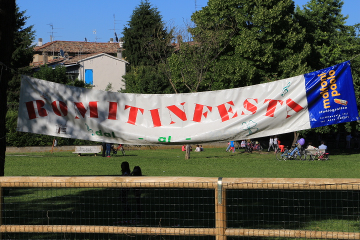Quartiere Romiti in Festa