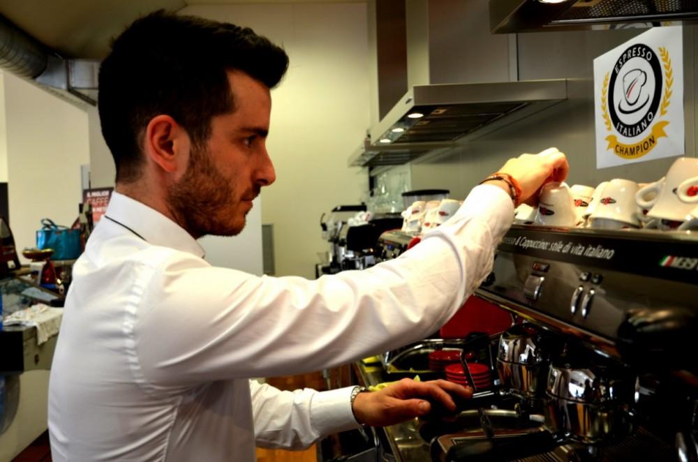 Alessandro Corsi caffe bar