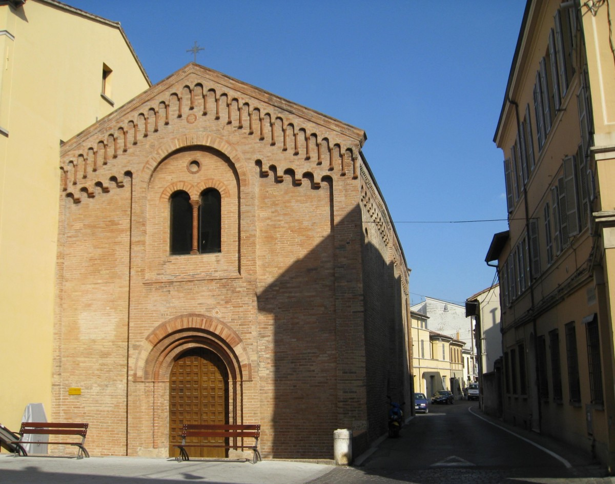 Chiesa Sant'Antonio Vecchio Forlì