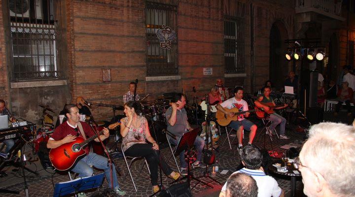 banda musicale Forlì