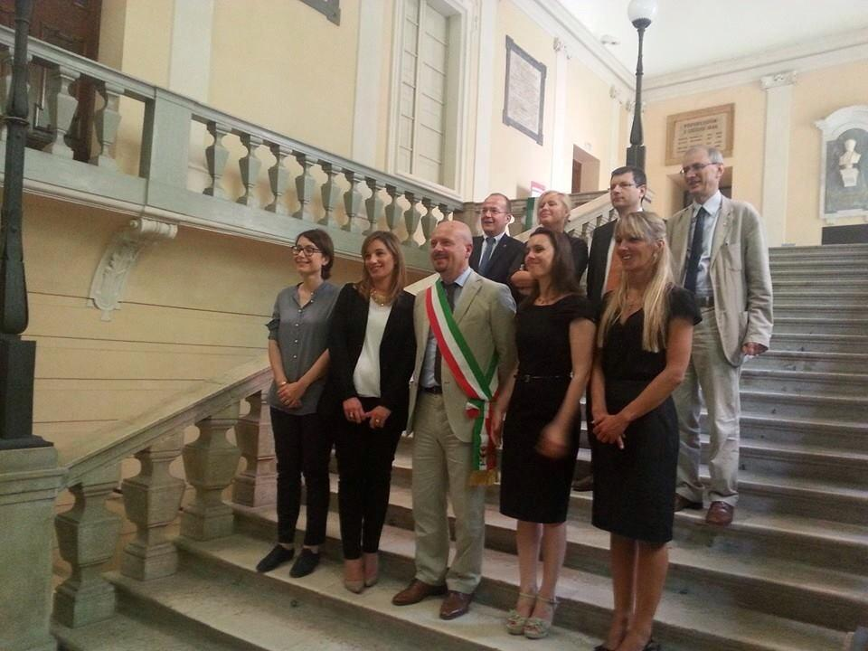 Nuova Giunta Comune di Forlì