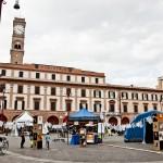 Piazza Saffi Protezione Civile