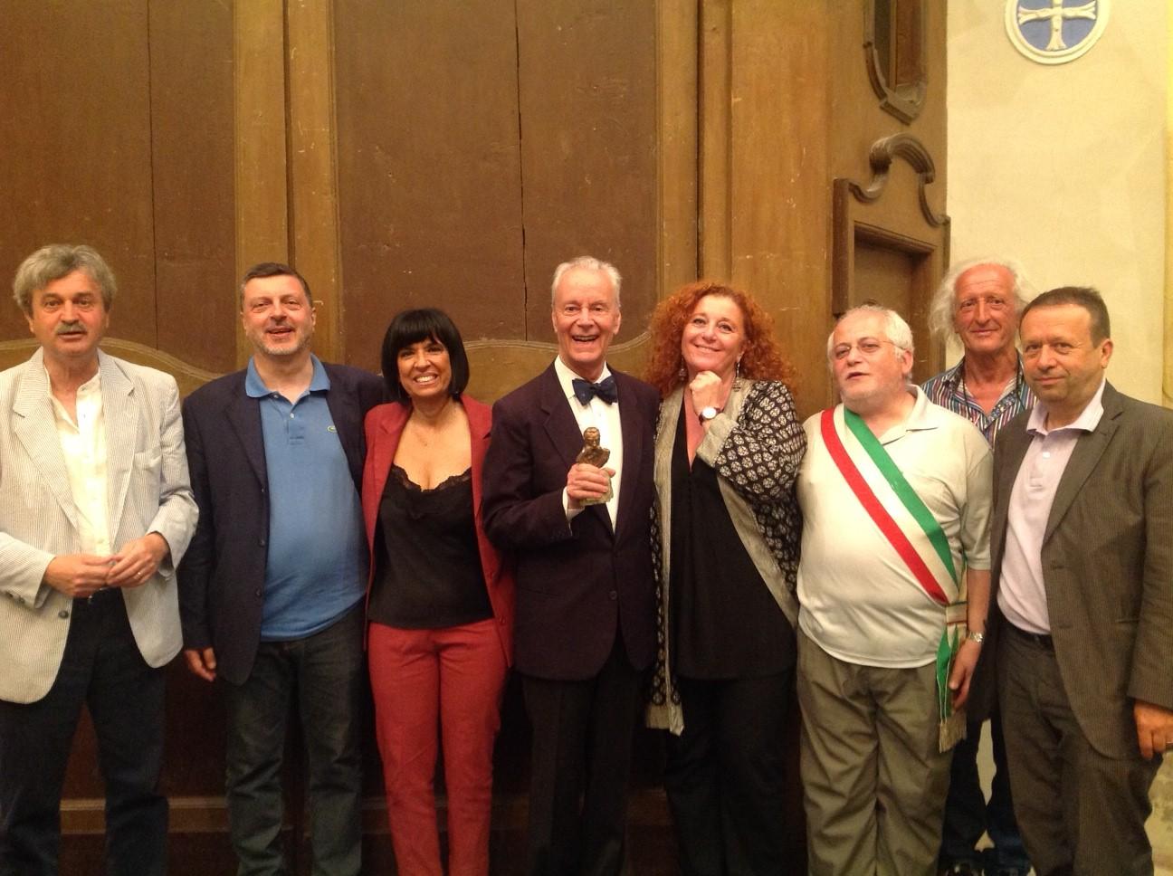 Paolo Poli premio Marietta