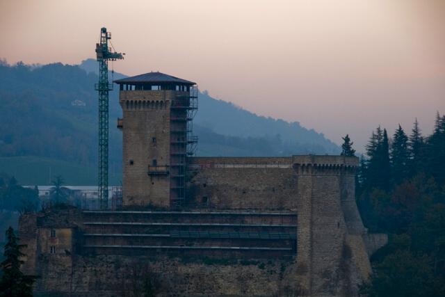 Rocca dei Conti Guidi Dovadola