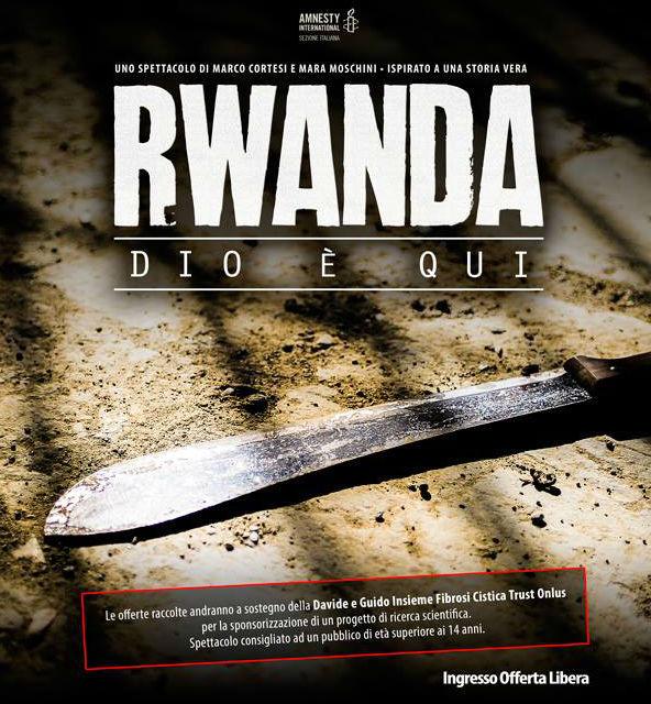 Rwanda Dio è qui