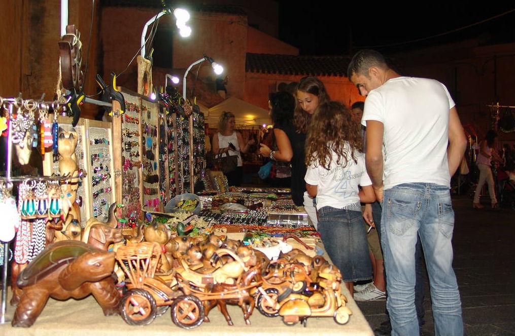 mercatino serale Forlì