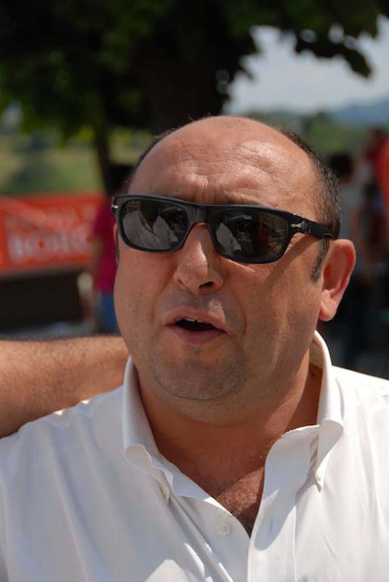 Frassineti Giorgio sindaco Predappio