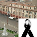 lutto a Forlì