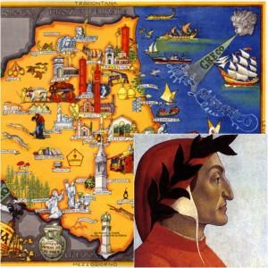 terre di Dante