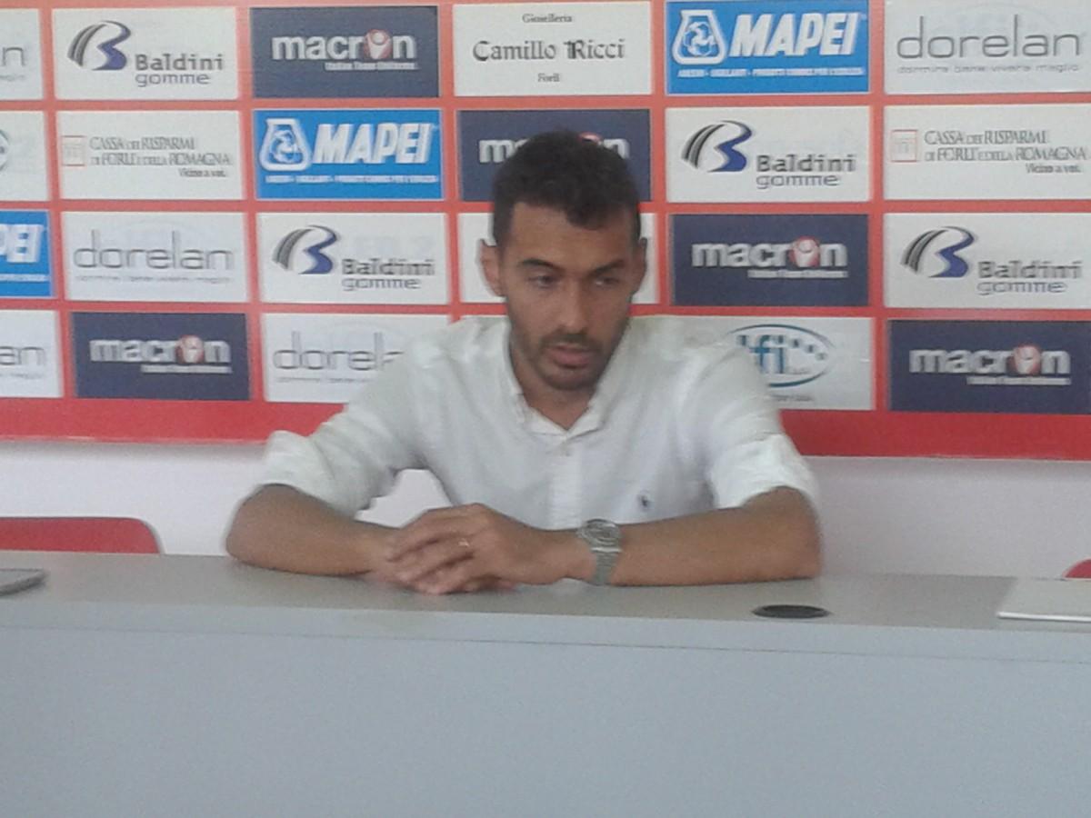Lorenzo Pedroni ds Forlì calcio