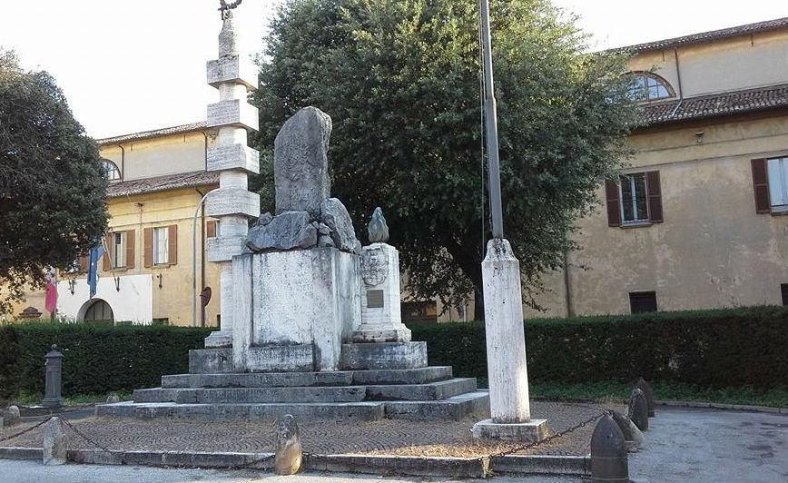 Piazza Dante Forlì