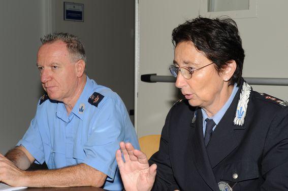 Polizia Municipale Elena Fiore e Andrea Gualtieri