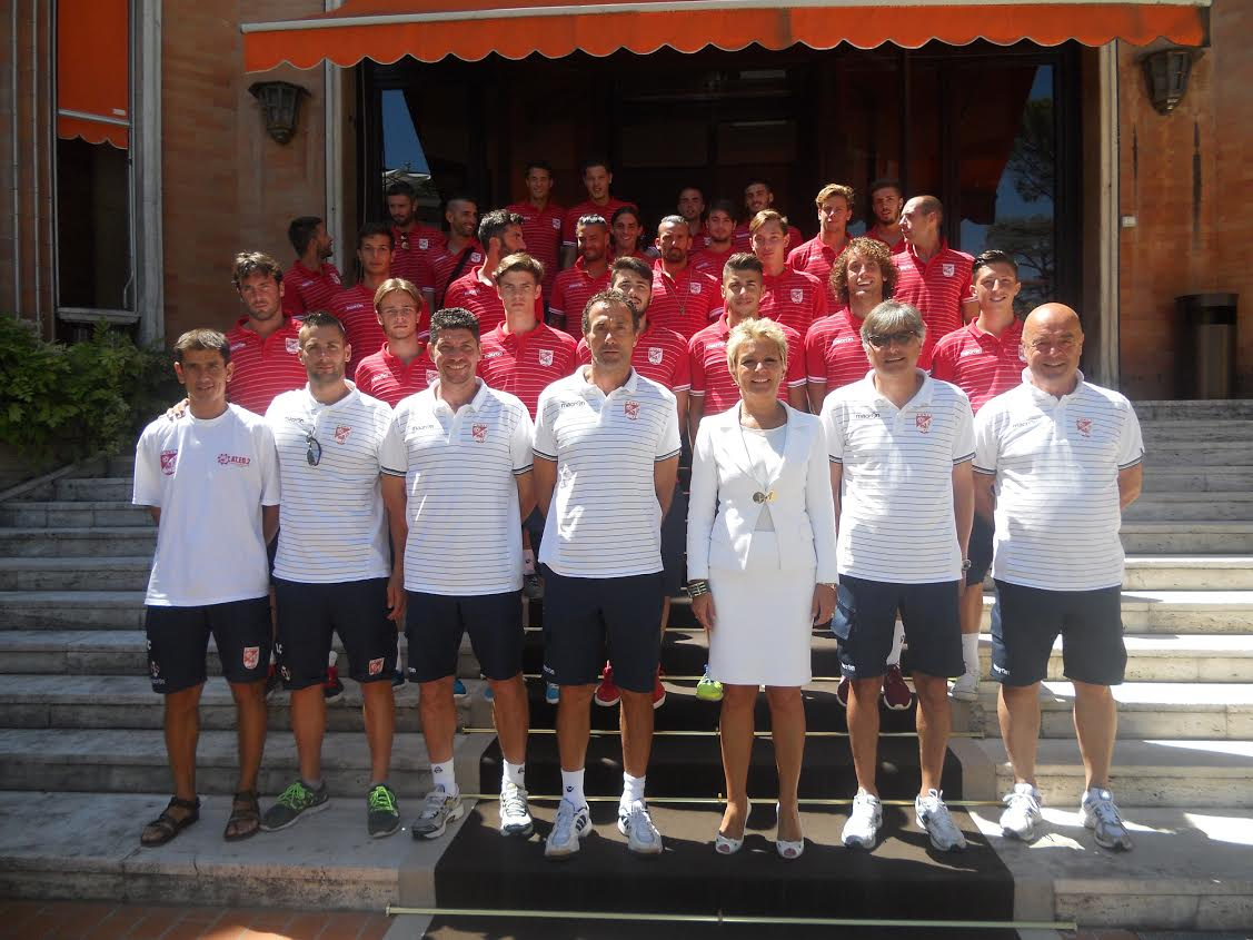 Raduno Forlì Calcio
