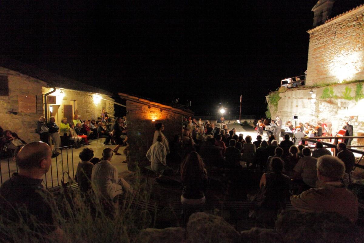 musica alla Rocca di Castrocaro
