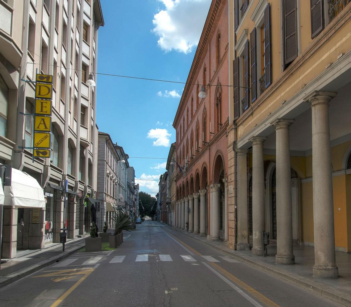 Corso della Repubblica Forlì