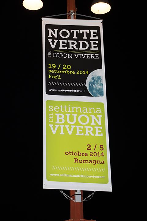 Notte verde a Forlì