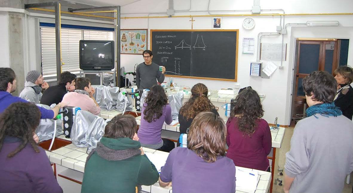 Scuola corso Hera