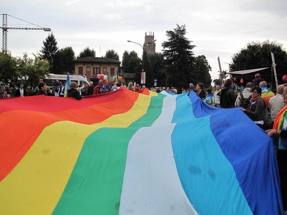 marcia della pace Forlì Bertinoro