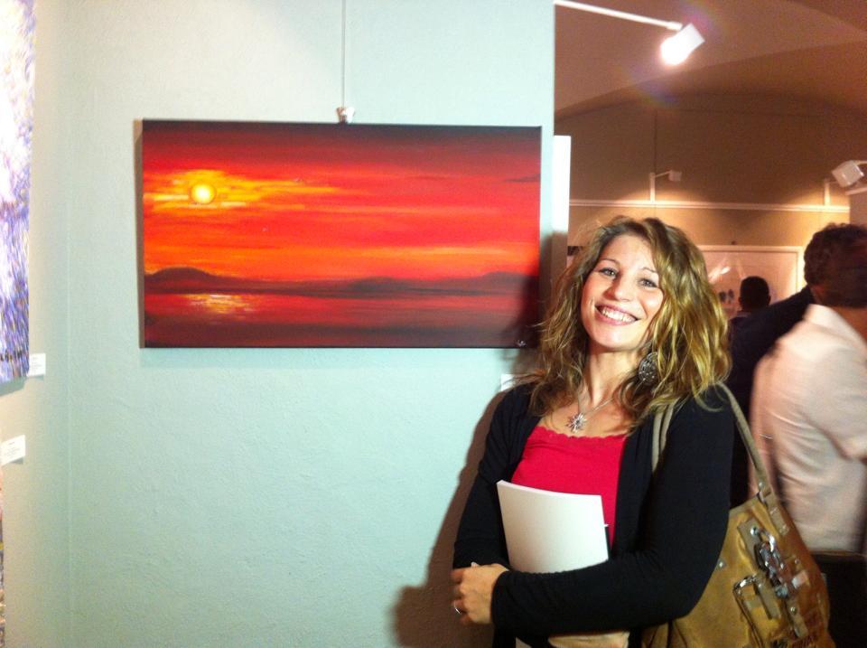 La passionalità viva e intensa di Valentina Vendrame Articolo di Rosetta Savelli