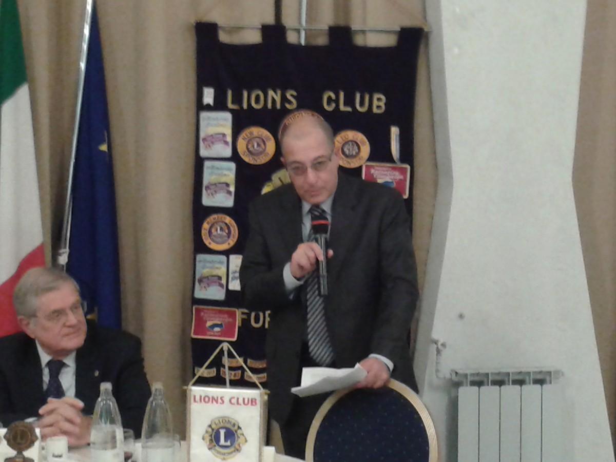 Armando De Girolamo Lotras a Forlì