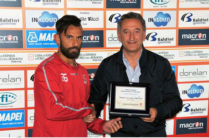 Emilio Docente Forlì Calcio