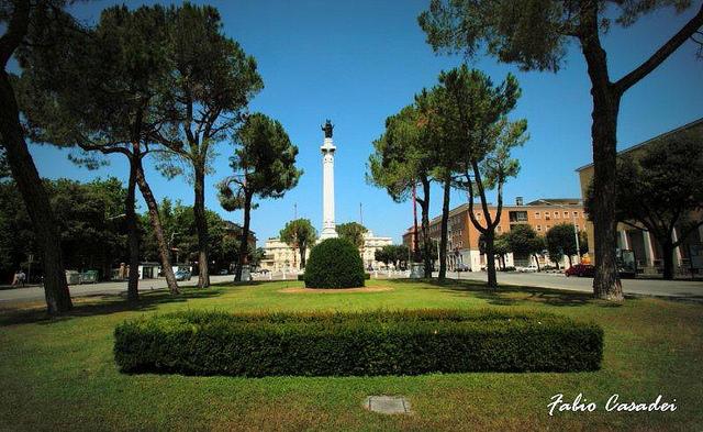 Piazzale della Vittoria foto Fabio Casadei