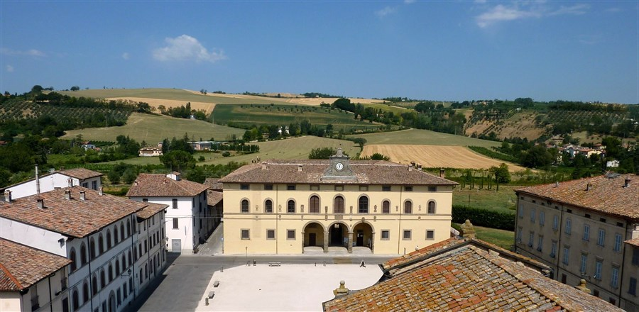 Terra Del Sole Palazzo Pretorio