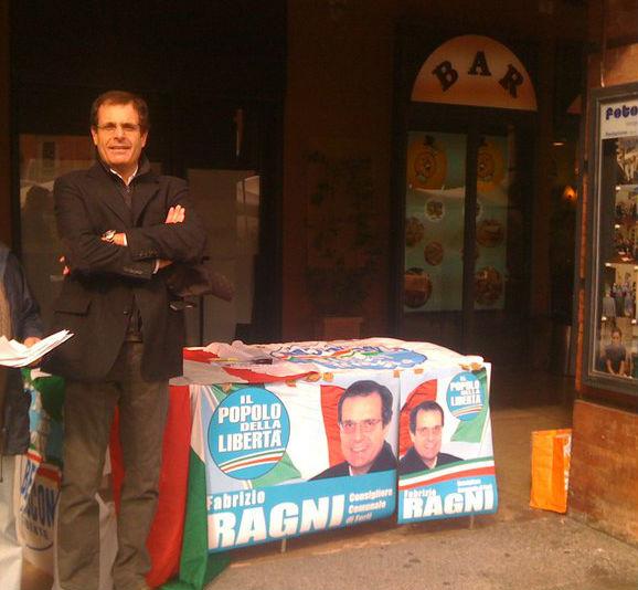 Fabrizio Ragni Forza Italia