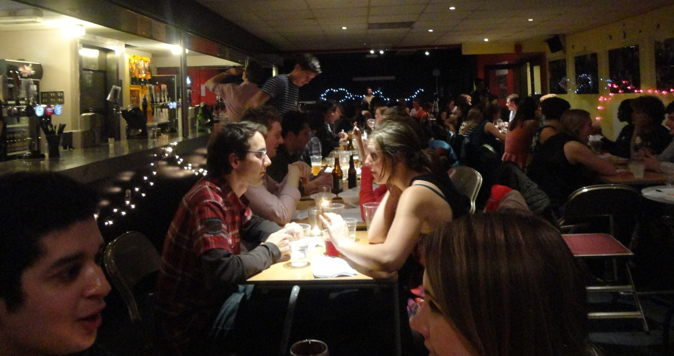 speed dating bristol ram
